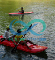 Sepeda Air Permainan Bebek Air – Jual Perahu Fiberglass Harga Murah