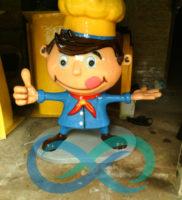 Pengrajin Pembuat Patung Fiber Fiberglass