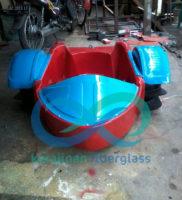 sepeda-air-fiber-hand-boat
