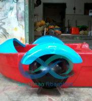 sepeda-air-mini-hand-boat