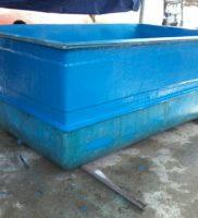 Bak Fiber Kolam Ikan – Bak Ikan Fiberglass Murah