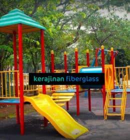 mainan playground anak - harga playground outdoor indoor
